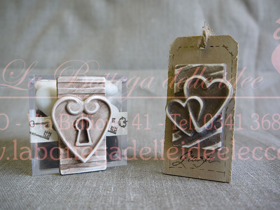 <strong> Stampi in Silicone</strong> TAG IN LOVE - Silikomart
