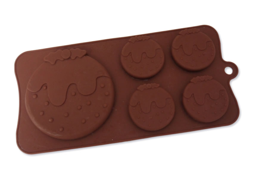 <strong> Stampi in Silicone</strong> Pudding