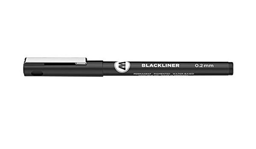 MOLOTOW BLACKLINER 0.2MM