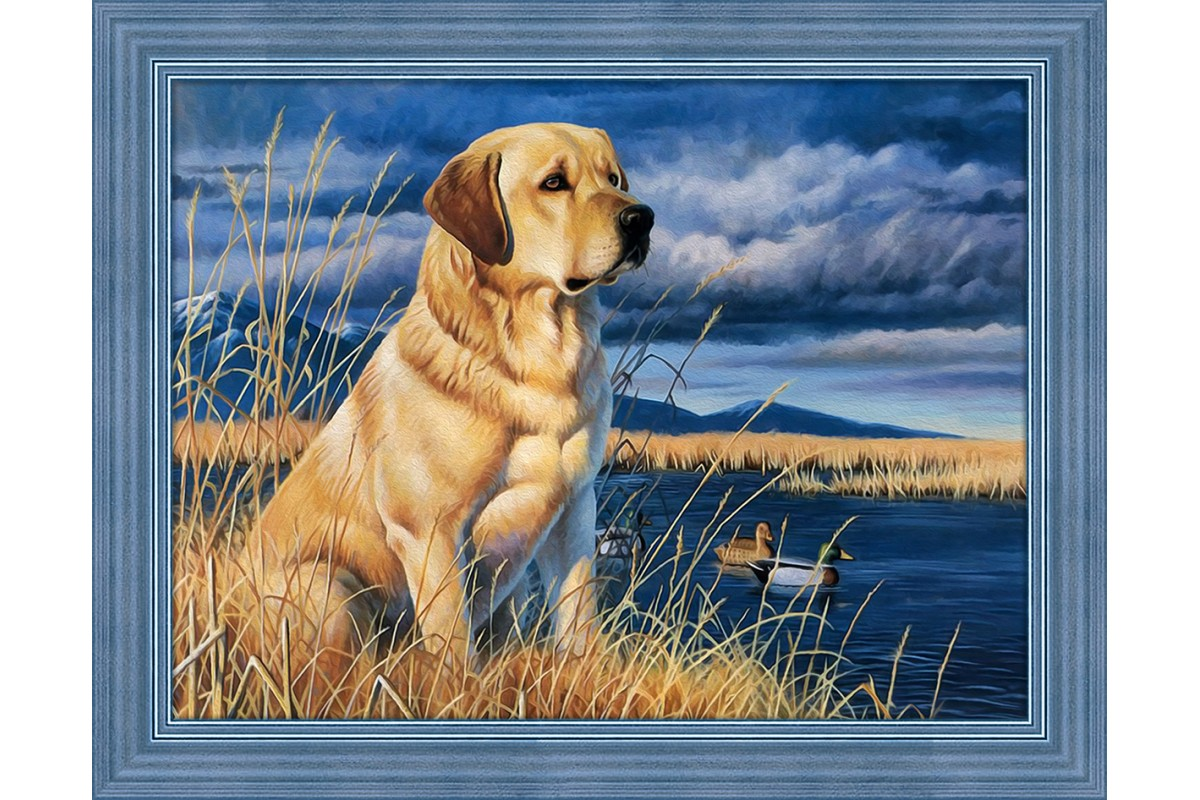 <strong> Diamond Painting</strong> LABRADOR