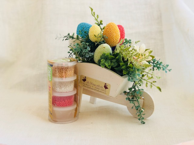 PEARL CLAY SET - EASTER