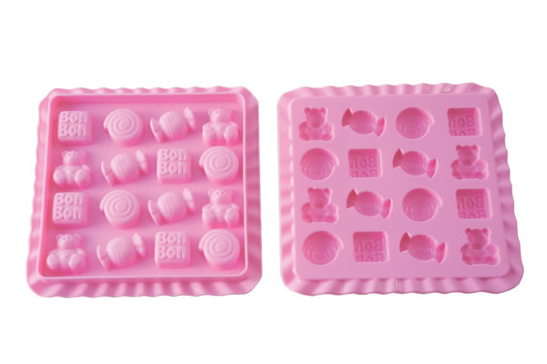 <strong> Stampi in Silicone</strong> Easy Candy BonBon - Silikomart