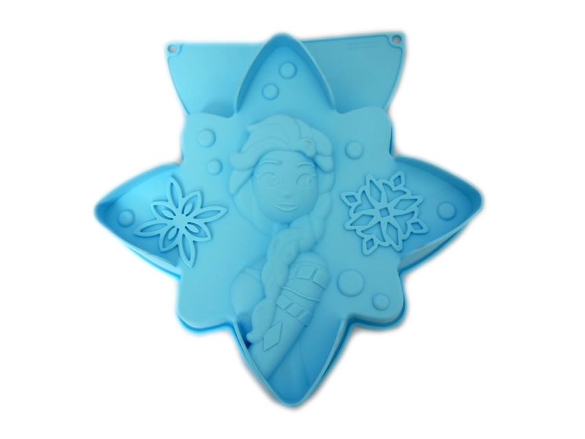 <strong> Stampi in Silicone</strong> ELSA-FROZEN tortiera