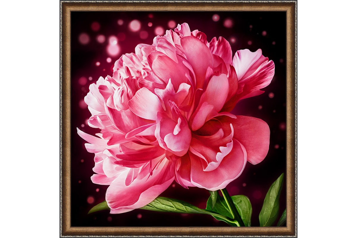 <strong> Diamond Painting</strong> PEONIA