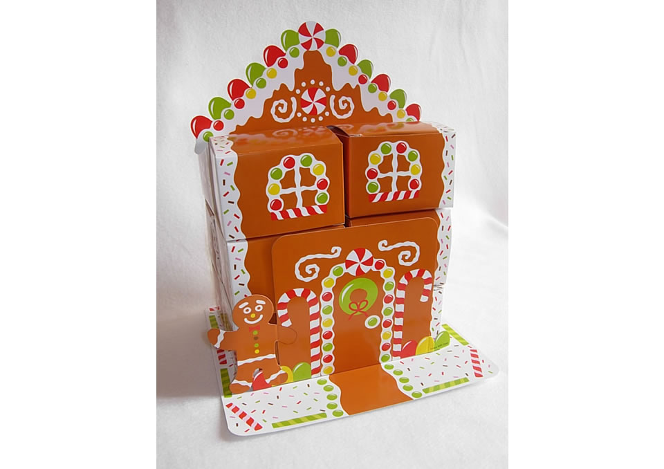 in cucina - GINGERBREAD HOUSE - labottegadelleideelecco.it