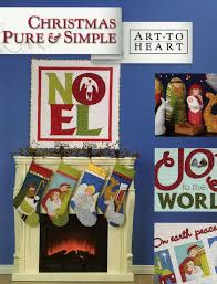 <strong> Articoli</strong> ART TO HEART-CHRISTMAS PURE & SIMPLE