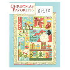 ART TO HEART-CHRISTMAS FAVORITES