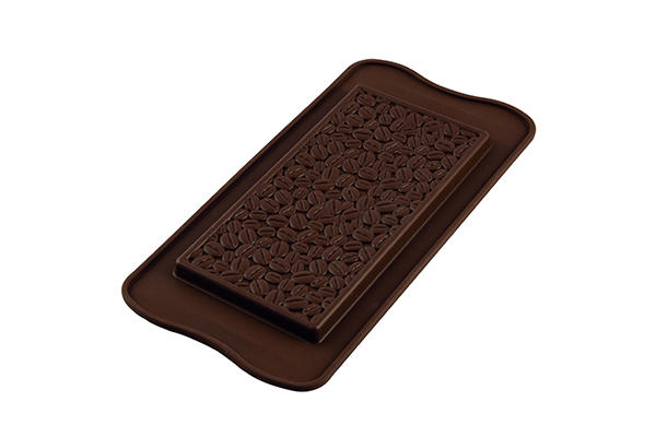 <strong> Stampi in Silicone</strong> COFFEE CHOCO BAR- Silikomart